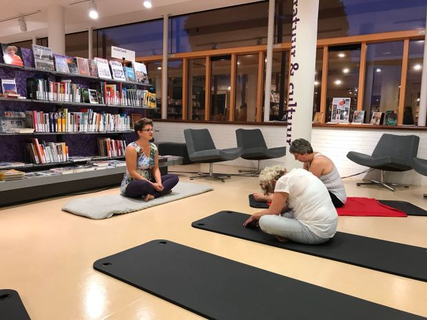 Yin Yoga KPIJ sept 2018